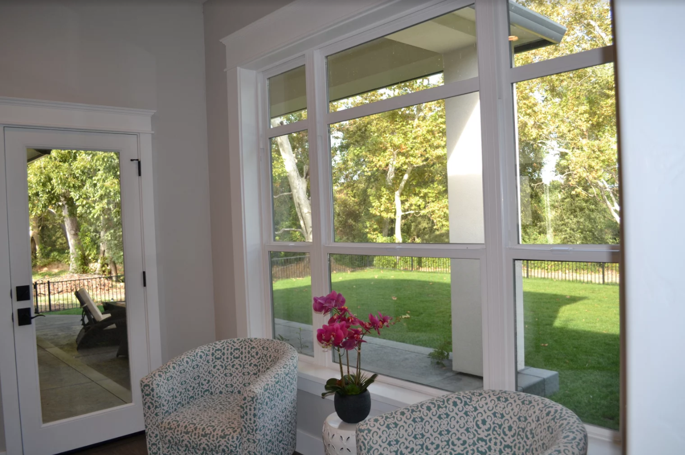 Vinyl windows for new home construction projects