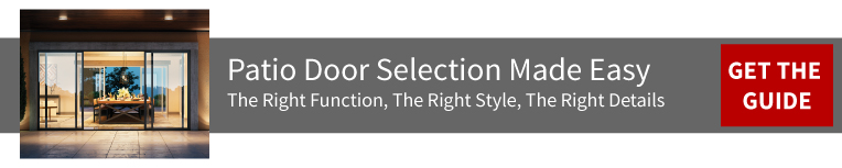 Free Patio Door Selection Guide