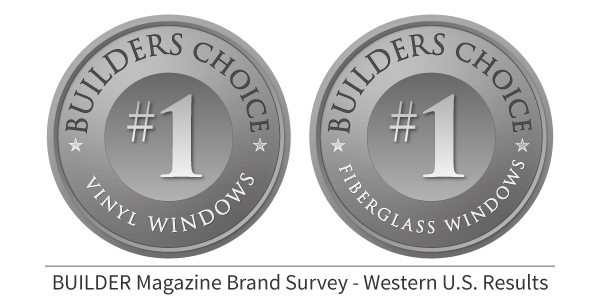 Most Used window brand in Western US