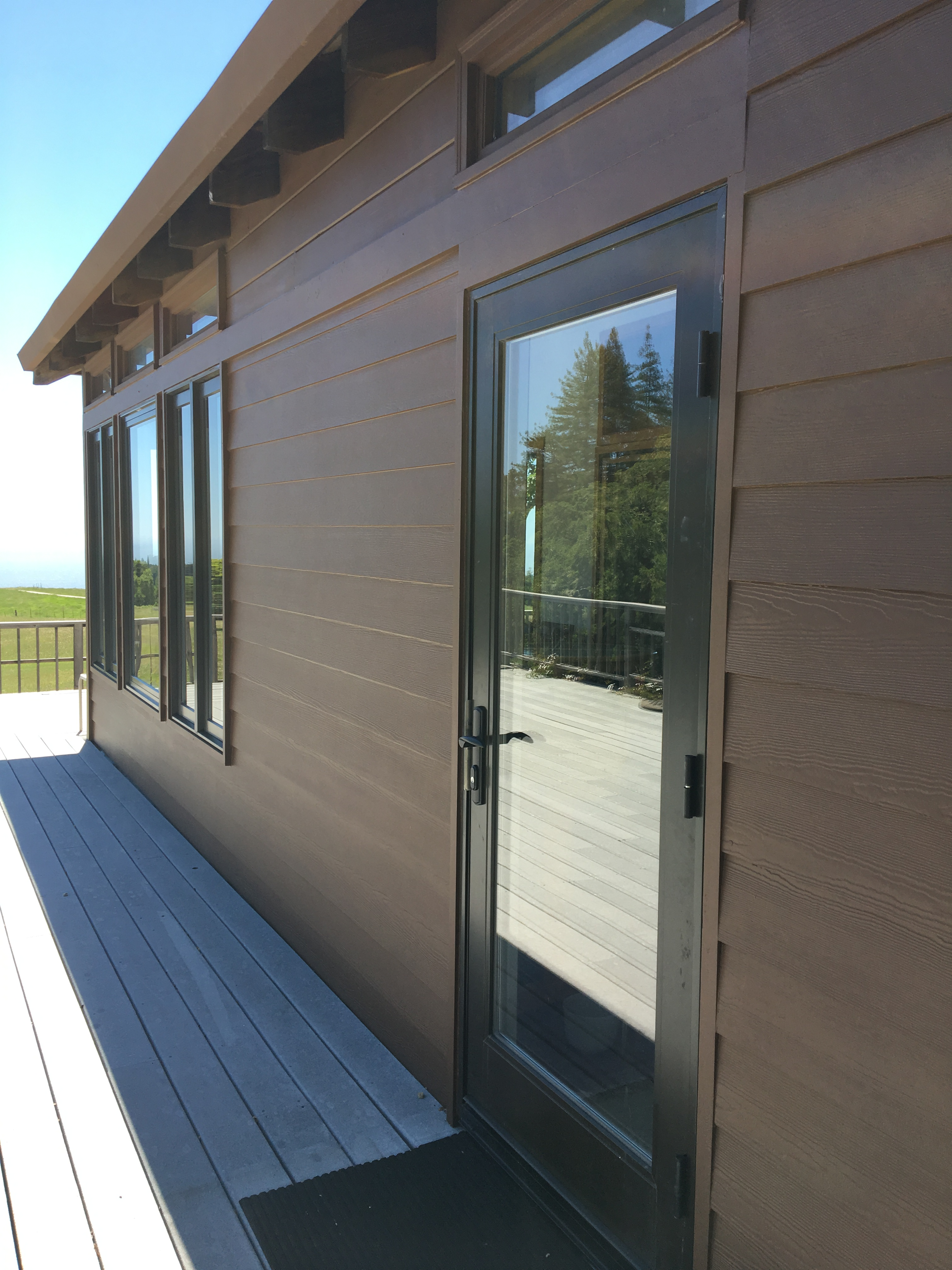 Energy Efficient Wood Windows Upgrade a Country Cabin