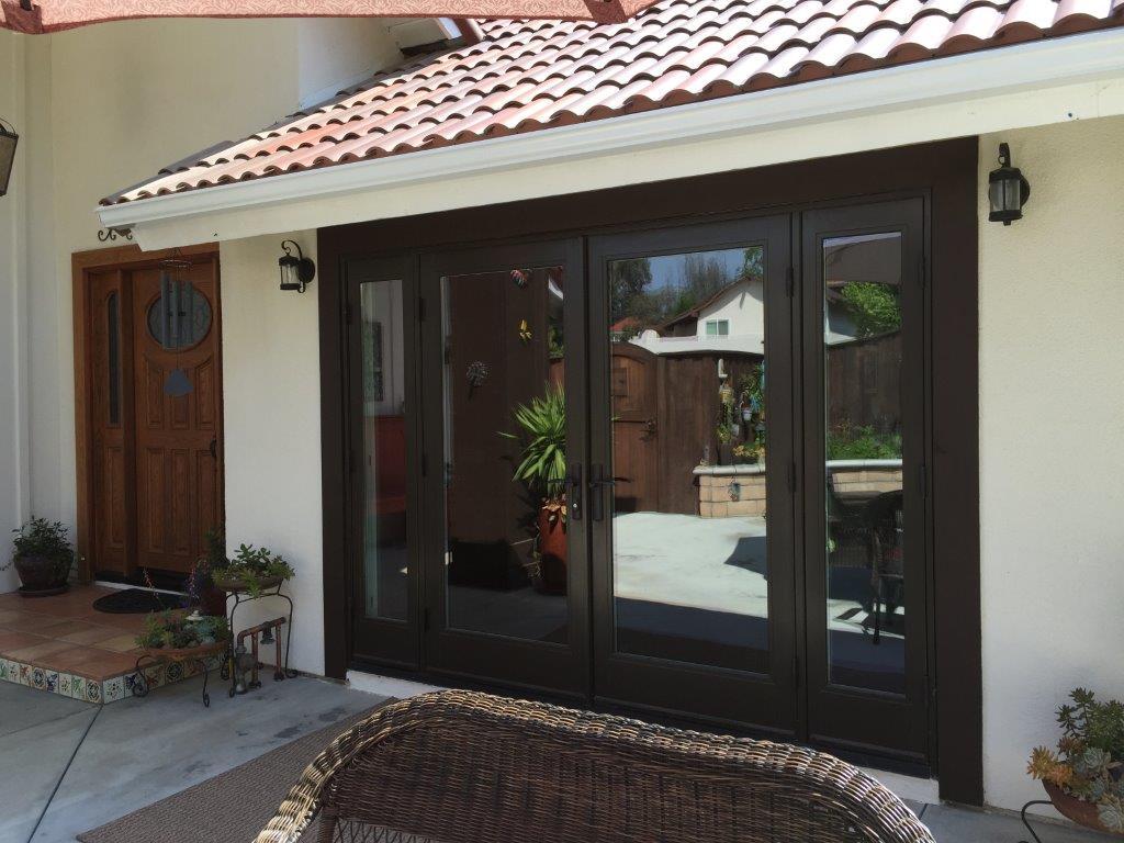 Ultra Patio Doors Refresh A Hacienda Style Home Milgard
