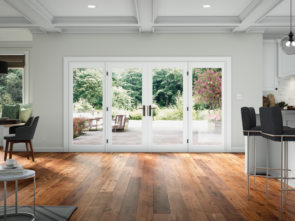 4 Unique Ways To Use Patio Doors In The Home Milgard Blog Milgard