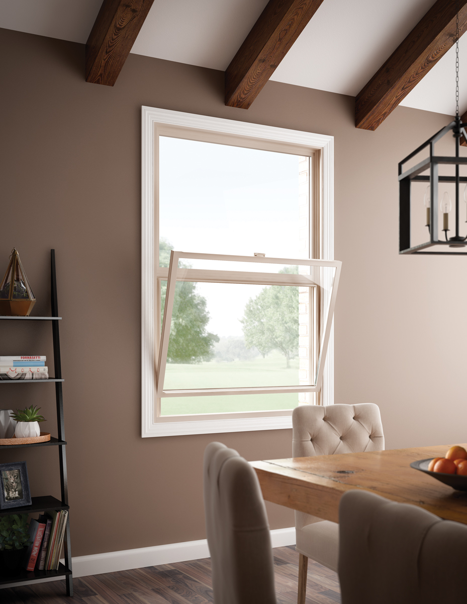 Milgard introduces new vinyl window line for texas milgard for Milgard vinyl windows