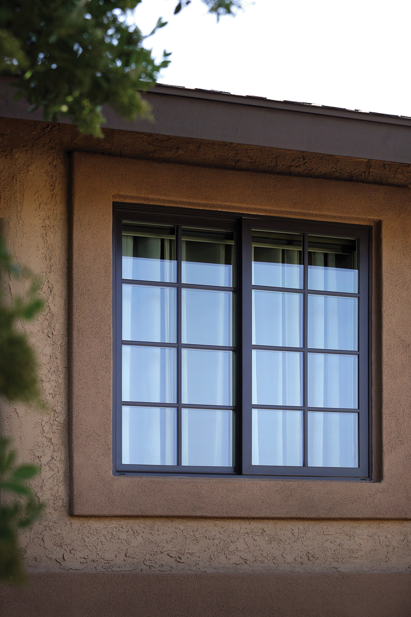 Featuring Tuscany Series with Bronze Exterior Color
