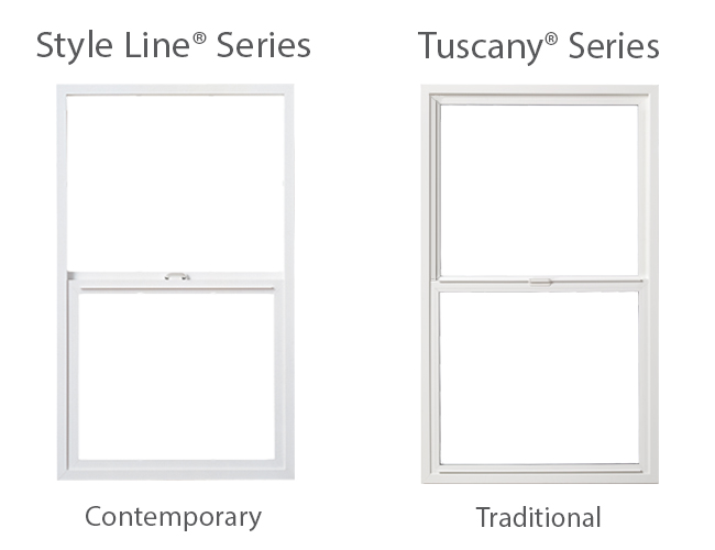 Differences between Style Line and Tuscany