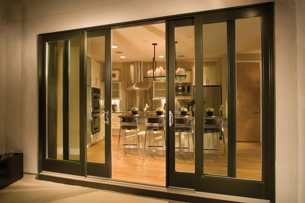 Patio door installation install new construction doors milgard patio door installation install new construction doors milgard windows doors planetlyrics Gallery