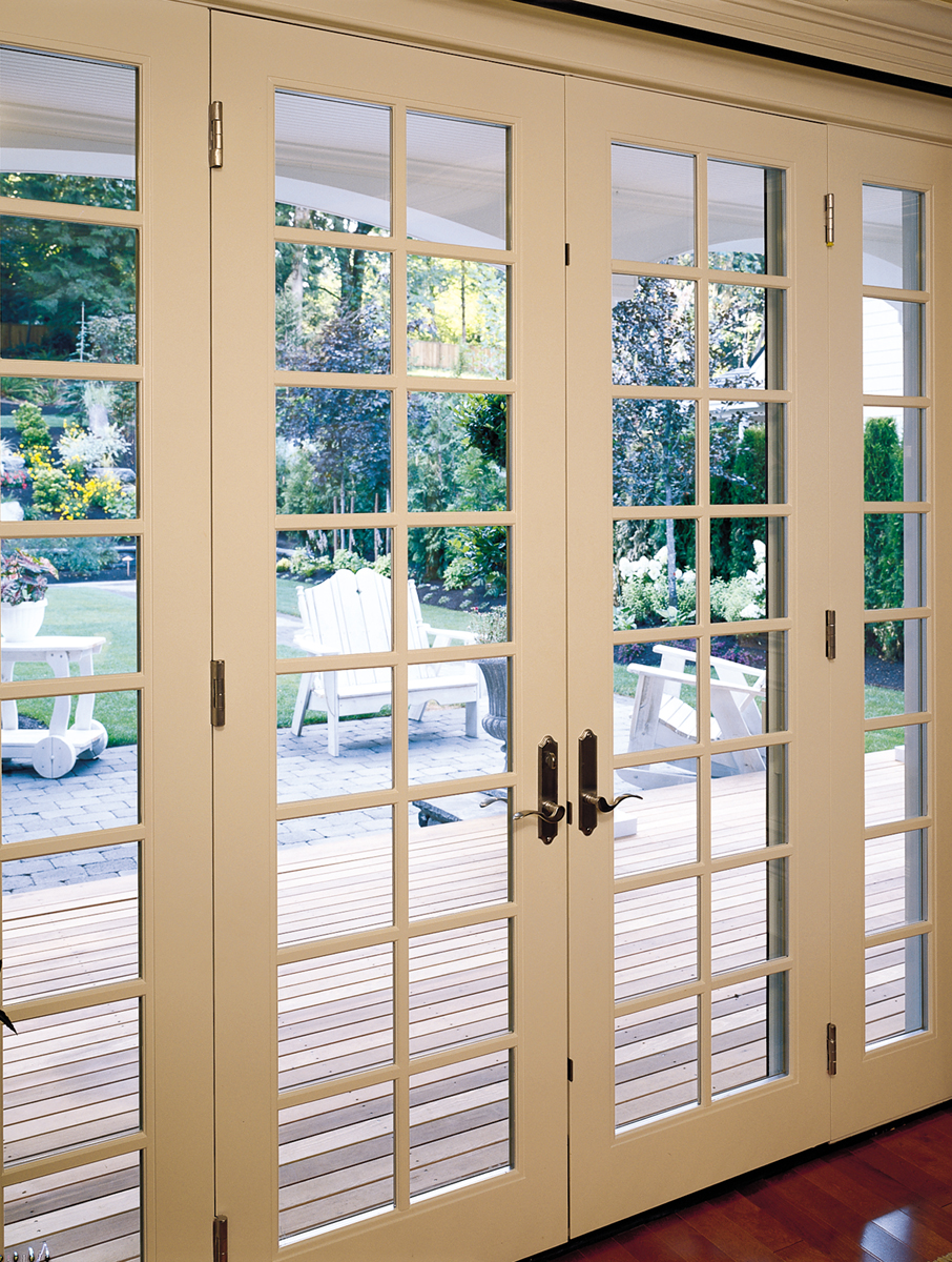 Ordinaire In Swing Patio Doors   Ultra Series